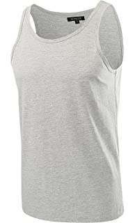 6c14ebe30531e HETHCODE Men s Classic Basic Athletic Jersey Tank Top Casual T Shirts