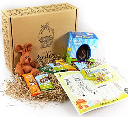 Moo free easter collection gift box original egg rosie bunny moo free easter collection gift box original egg rosie bunny orange bunnycomb negle Image collections