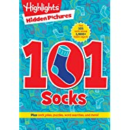 101 Socks (Highlights™ Hidden Pictures® 101 Activity Books)