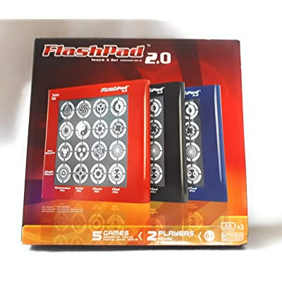 FlashPad 2.0 - Red Model: Toys & Games