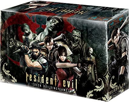 "Resident Evil Deck Building Game Expansion /""Outbreak/"""