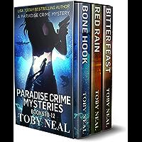Paradise Crime Mysteries Box Set: Books 10-12