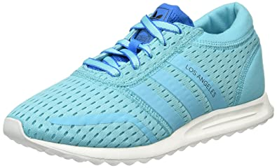 quality design 7257c 77477 adidas Damen Los Angeles Sneakers, Blau GlowShock Blue, 36 EU