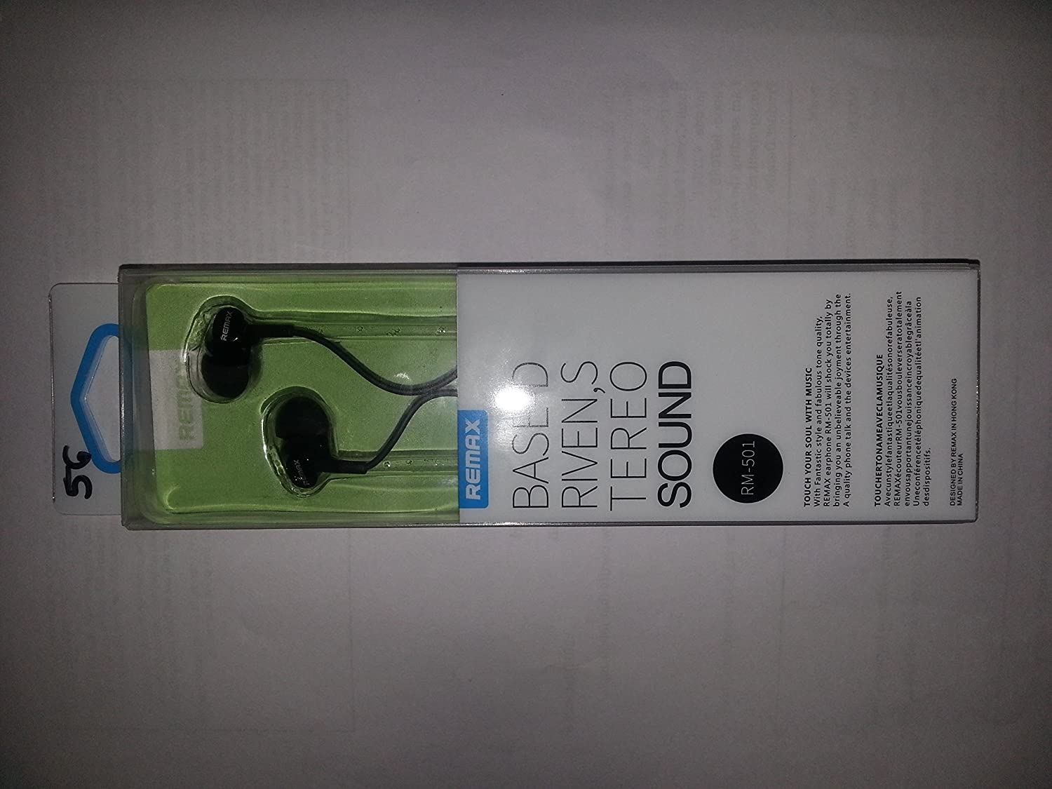 Remax Base D Rivens Tereo Sound Headphones Blue Cell Earphone Rm 501 With Microphone Headset Handsfree Phones Accessories