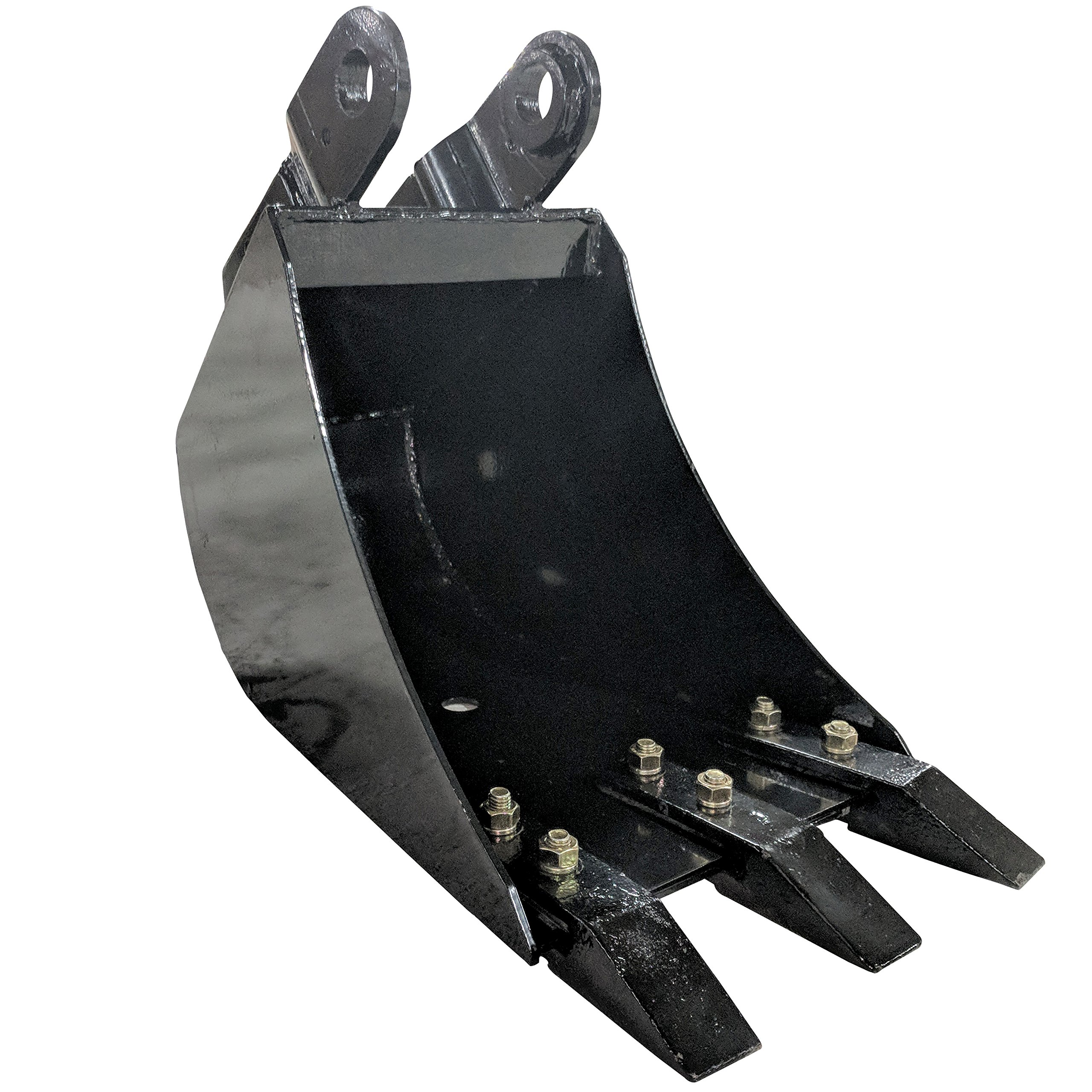Titan 12'' Fronthoe Bucket