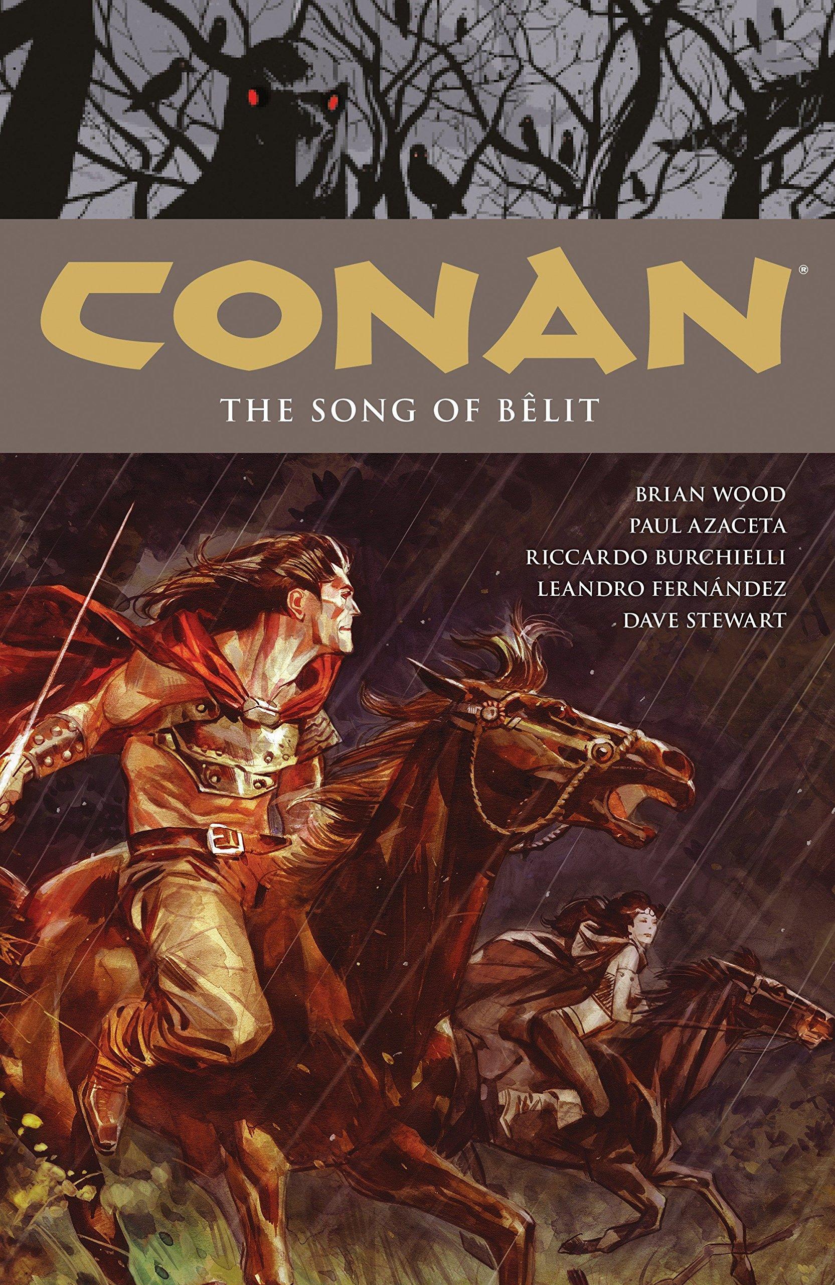 Download Conan Volume 16: The Song of Belit ebook