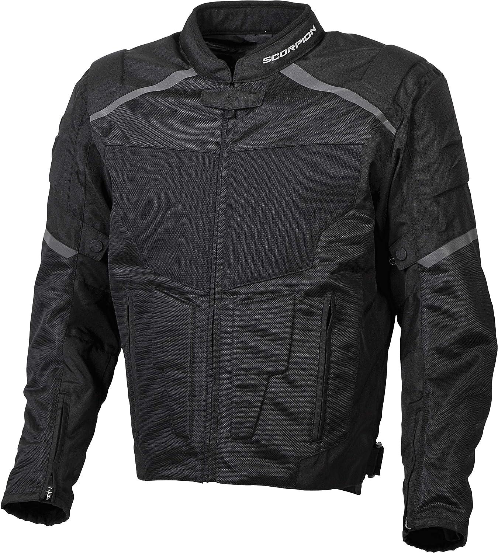 Black, Small ScorpionExo Mens Influx Jacket