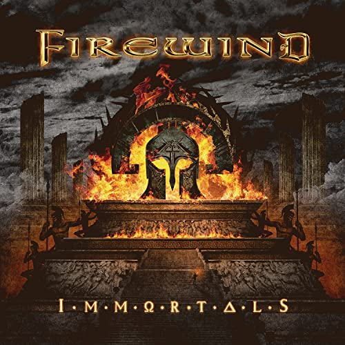 Firewind - Immortals (Limited Mediabook)