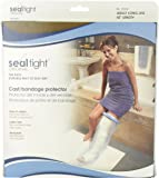 Seal Tight ORIGINAL Cast and Bandage Protector, Best Watertight Protection, Adult Long Leg