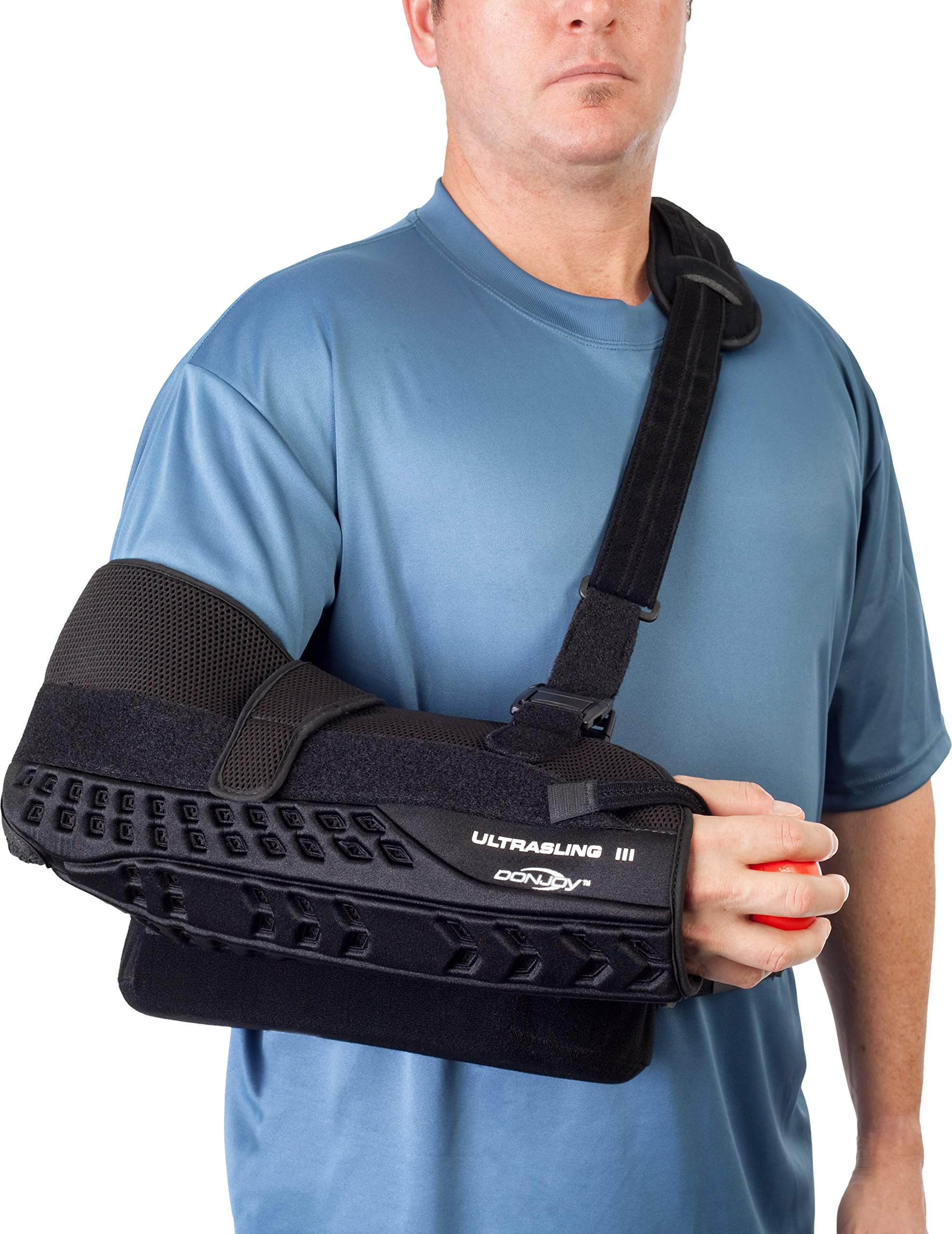DonJoy UltraSling III Shoulder Support Sling, Large