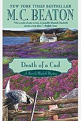 Death of a Cad (Hamish Macbeth Mysteries Book 2) Kindle Edition