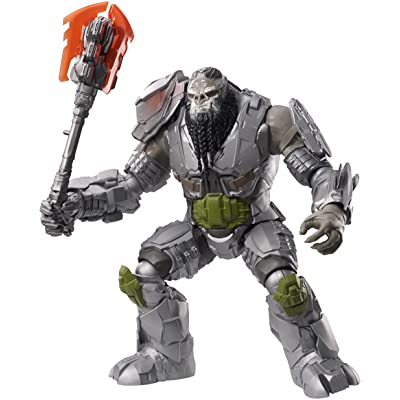 "Halo Atriox Deluxe Figure, 12"": Toys & Games"