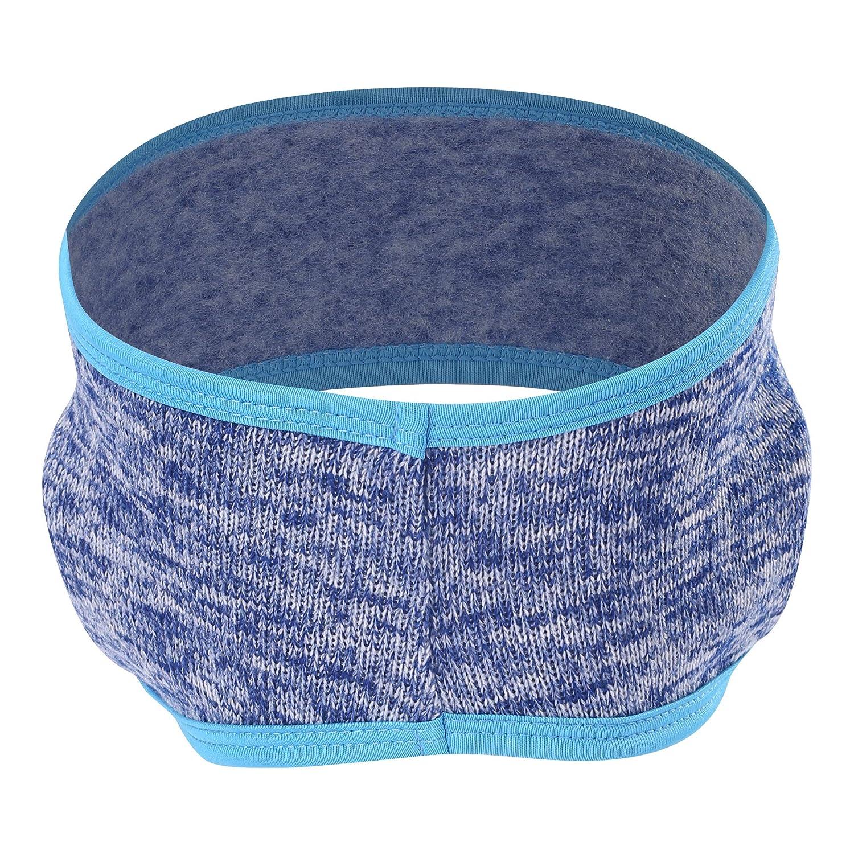 hikevalley Thermal Ear Warmer Cover Headband Headwrap Sports Fleece Earmuffs