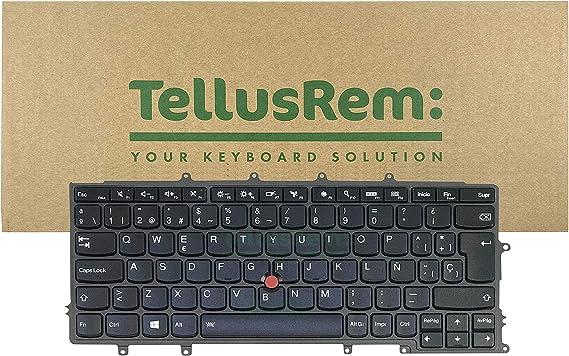 Lenovo X240 X250 X260 Español retroiluminado teclado