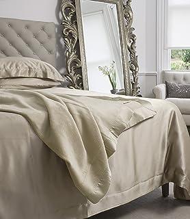 jasmine silk pure mulberry silk blanket throw single 180 x 230cm taupe