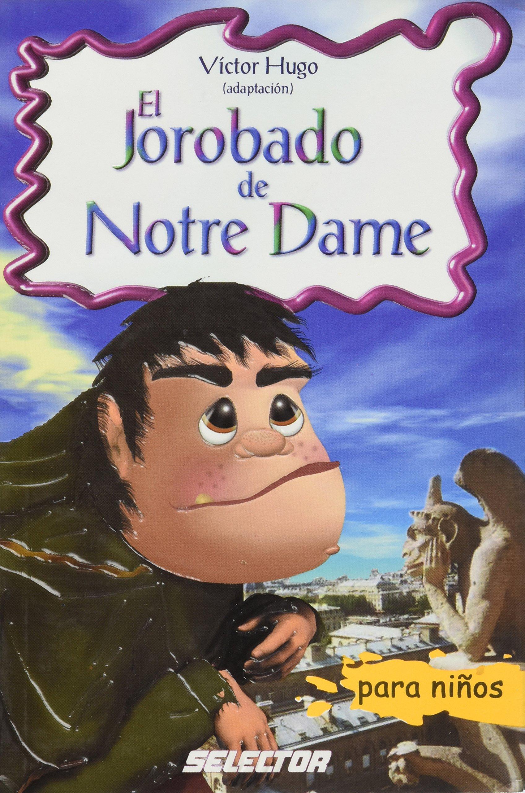 Download El Jorobado de Notre Dame (Clasicos Para Ninos/ Classics for Children) (Spanish Edition) pdf