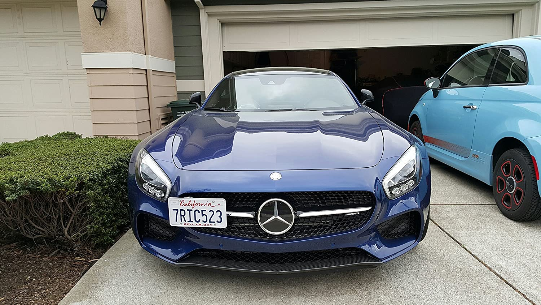 Mercedes Benz AMG GT//GT S//GT R Models NO Holes License Plate Bracket