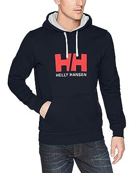 9c21052e3da13 Helly Hansen HH Logo Hoodie Sudadera con Capucha