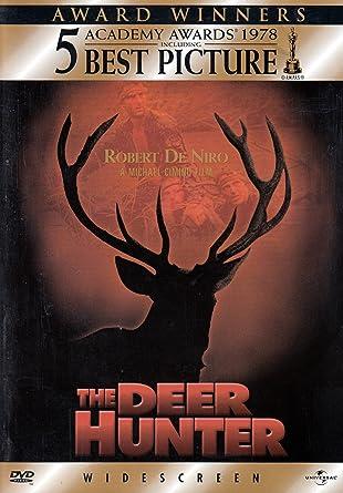 amazon com the deer hunter robert de niro meryl streep