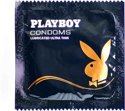 Playboy Condones - 3 Paquetes de 1 pack: Amazon.es: Salud y ...