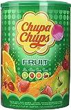 Chupa Chups Tubo de 100 Sucettes Fruit 1,2 kg