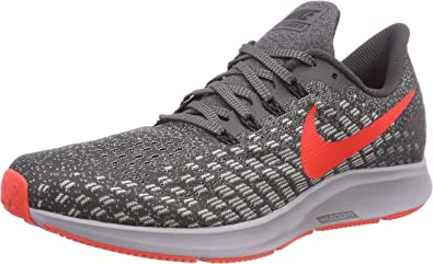 Nike Air Zoom Pegasus 35, Zapatillas de Running para Hombre, Gris ...