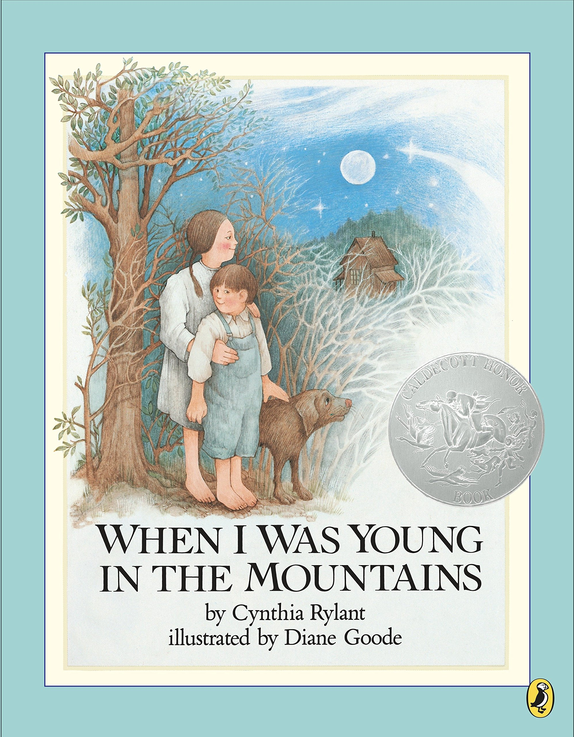 amazon when i was young in the mountains reading rainbow books