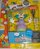 Simpsons Series 1 Krusty the Clown Action Figure