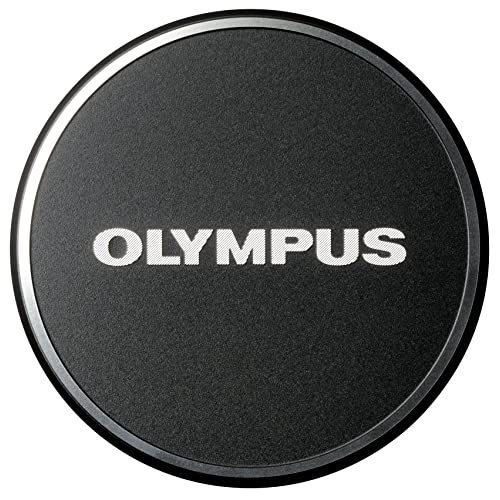 Olympus LC-48B Metal Lens Cap for M.ZUIKO DIGITAL ED 17mm 1:1.8mm Lens