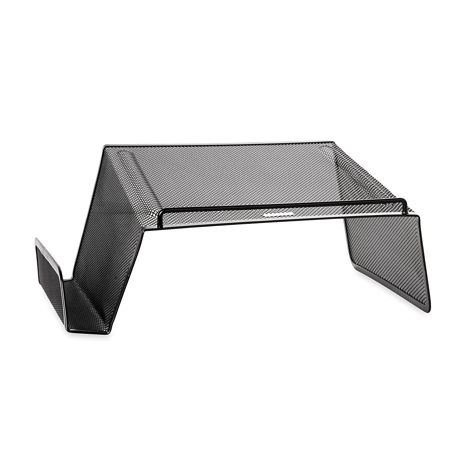 Rolodex Wood Tones Collection Printer Stand, Black (82431) Sanford