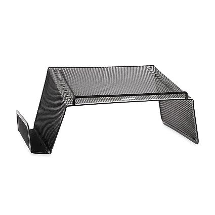 Merveilleux Rolodex Mesh Collection Desktop Phone Stand, Black (22151)