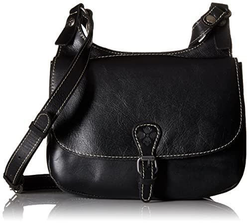 f26b6acd19b6 Patricia Nash London Saddle Bag Convertible Cross Body