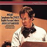 Mozart: Symphonies 29 & 33