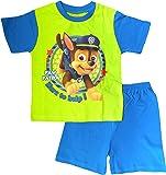 Paw Patrol Boys Paw Patrol Short Pyjamas Ages 12 Months to 4 Years