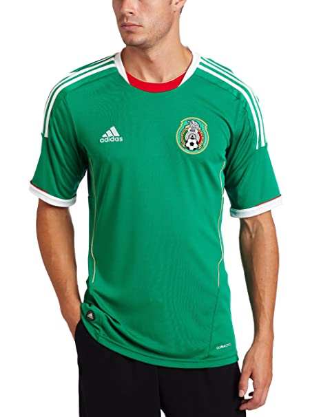 new style 716f8 571a9 Adidas Mexico Home Jersey 2011/2012