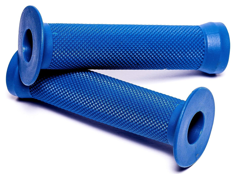 AWE® - Puños para Bicicleta BMX, Color Azul: Amazon.es: Deportes y aire libre