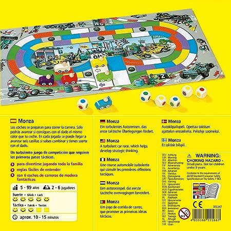 HABA Monza-ESP (4416): Haba: Amazon.es: Juguetes y juegos