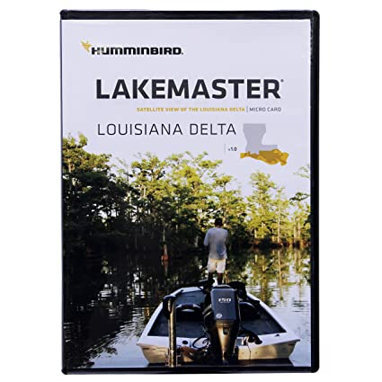 Humminbird Electronic Chart Louisiana Delta