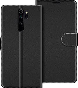 COODIO Funda Xiaomi Redmi Note 8 Pro con Tapa, Funda Movil Xiaomi ...