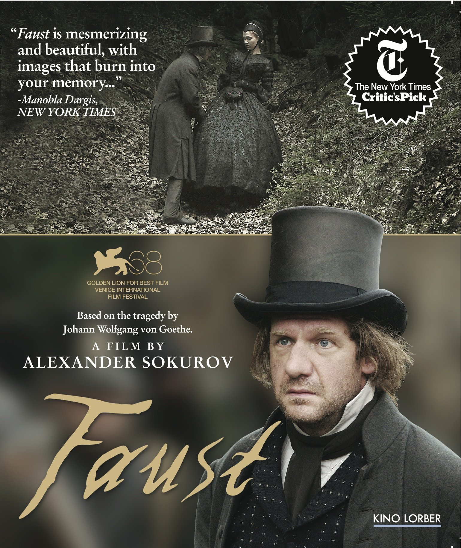 Blu-ray : Faust (Subtitled)