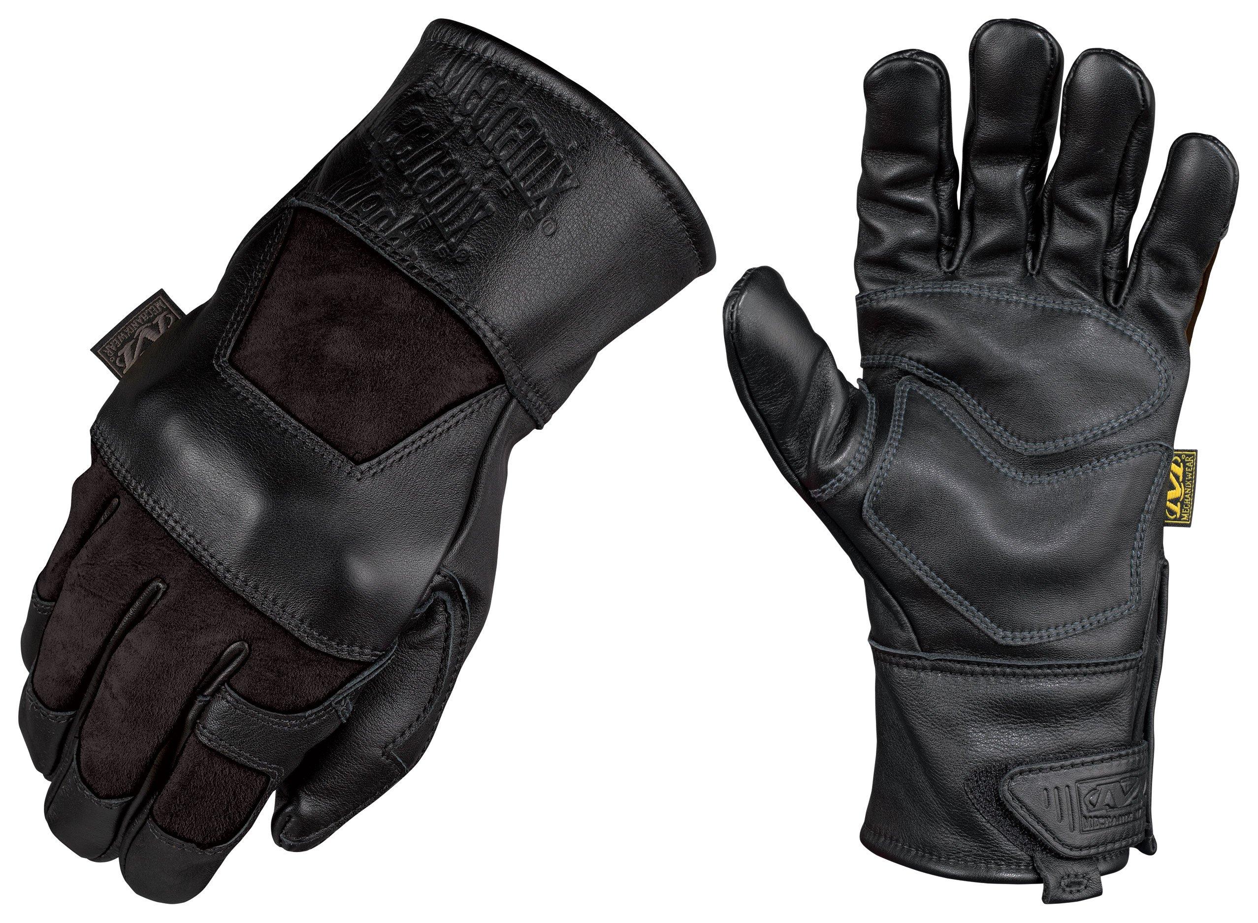 Mechanix Wear - Fabricator Gloves (Large, Black) by Mechanix Wear