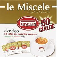 Palombini - Cialda Classica Per Macchina Espresso - 50 Pezzi