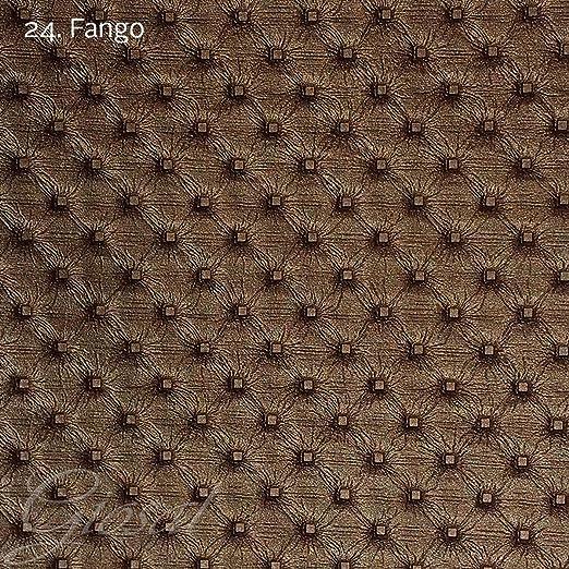 Giosal - Tela sintética al Metro para tapicería, Acolchada ...