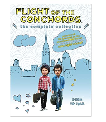 Amazon Flight Of The Conchords The Complete Collection