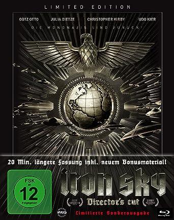 Iron Sky - Wir kommen in Frieden! [Alemania] [Blu-ray]