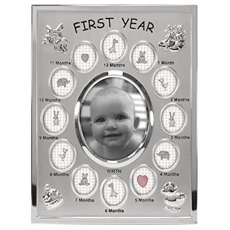 Amazoncom Malden International Designs Babys First Year Collage