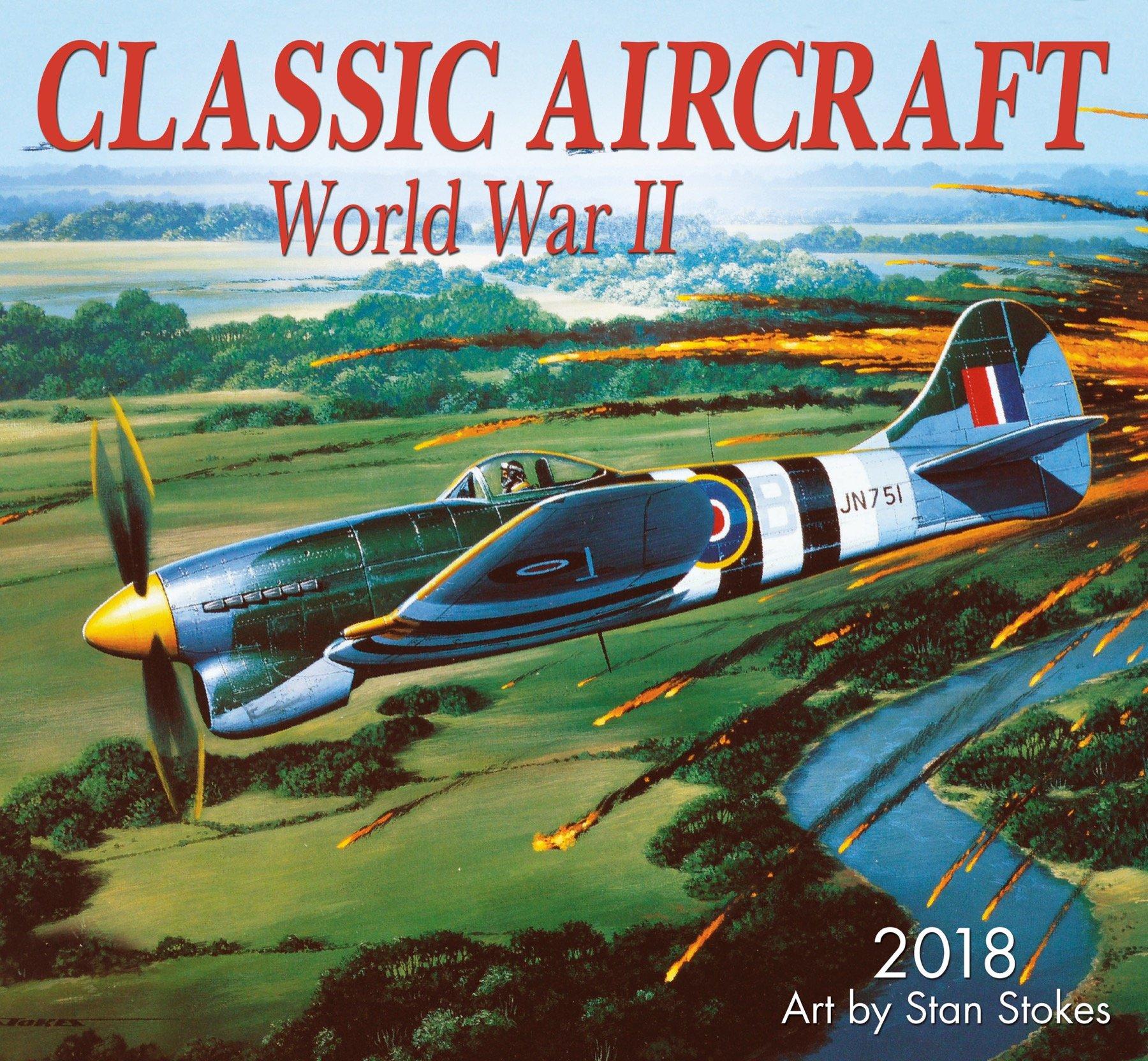 Art Reach Calendar : Wwii aircraft calendars the best and latest