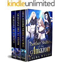Panther Shifters of the Amazon Box Set: A Paranormal Reverse Harem Series