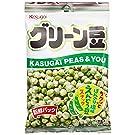 春日井製菓 グリーン豆 89g ×6袋