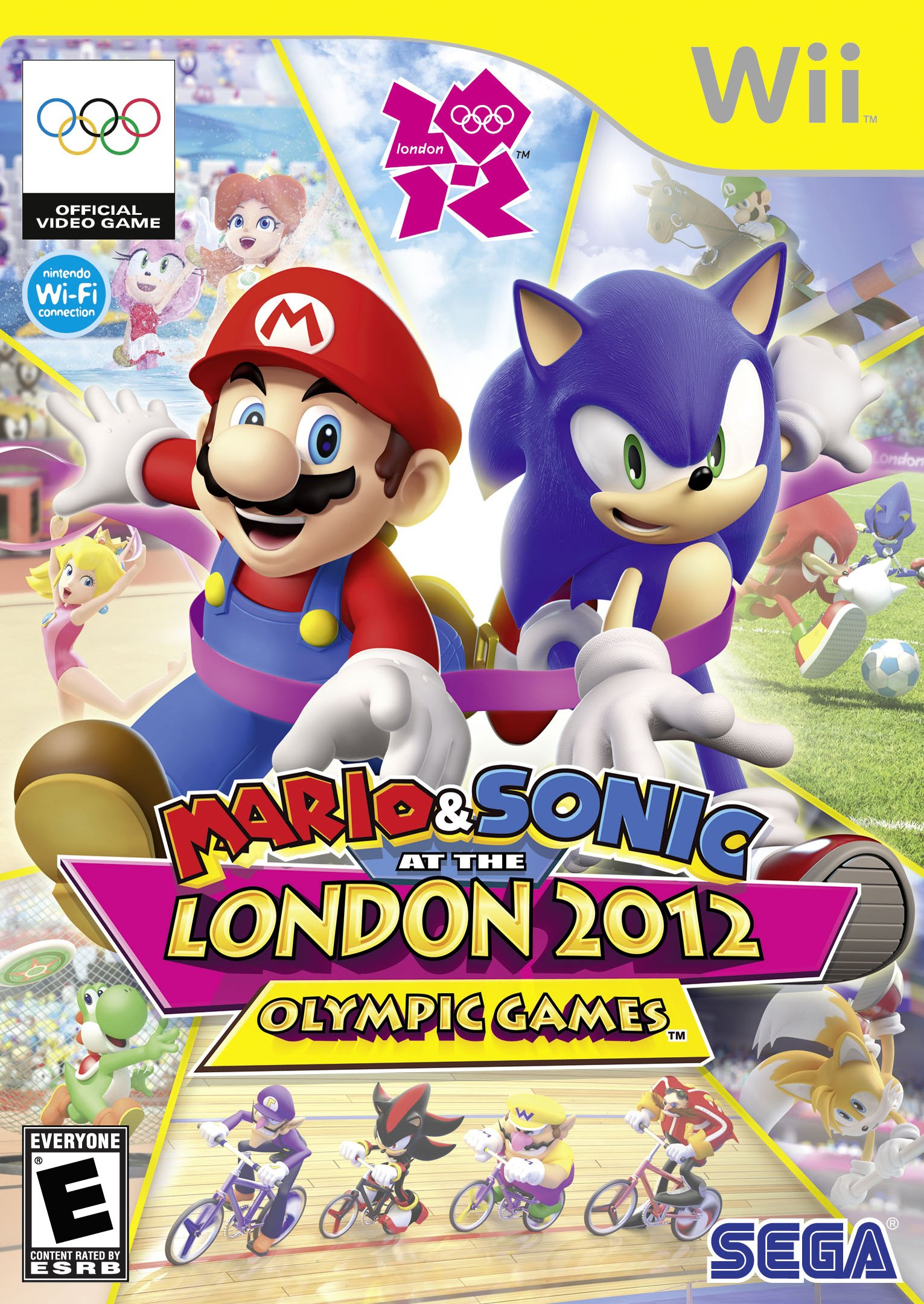 Mario & Sonic at the London 2012 Olympic Games